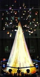 クリスマスツリーの写真・画像素材[3974230]