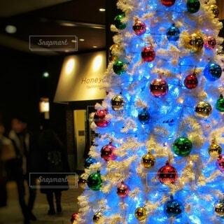 クリスマスツリーの写真・画像素材[3976696]