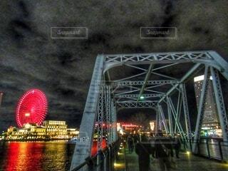 夜景の写真・画像素材[3981176]