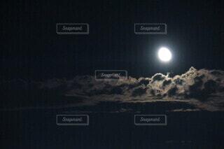 夜空の写真・画像素材[3896586]