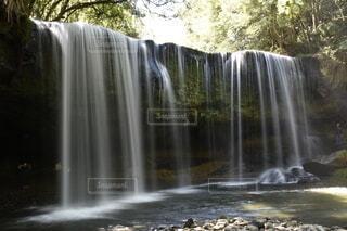鍋ヶ滝の写真・画像素材[3897619]