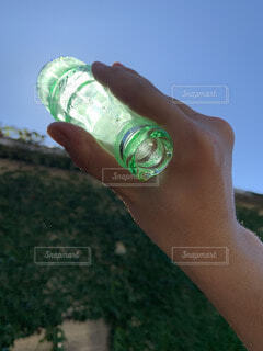 夏と炭酸飲料の写真・画像素材[3905311]