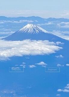 機内から撮影❗️の写真・画像素材[4030230]
