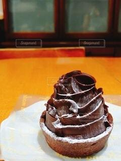 クリぼっちでも、おいしいケーキを!の写真・画像素材[3994427]