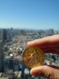 令和3年3月3日に333mの東京タワーに登る!の写真・画像素材[4212675]