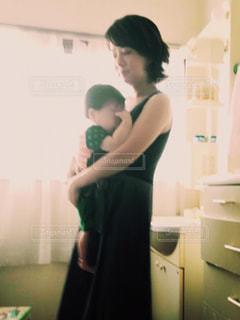 家族,LOVE,ファミリー,抱っこ,happy,ありがとう,母子,ツーショット