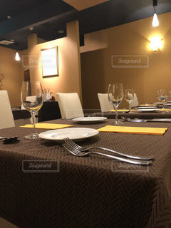 レストランの写真・画像素材[1252648]