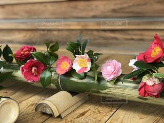 花のある暮らしの写真・画像素材[2163056]