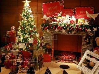 クリスマスツリーの写真・画像素材[3975363]
