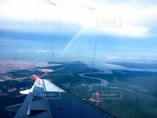 虹の写真・画像素材[4095160]