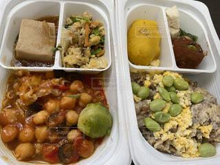 食べ物,飲み物,いっぱい,料理,枝豆,出前,宅配,テイクアウト,大豆,冷奴,デリバリー,お持ち帰り,トマト煮,ミニキャベツ
