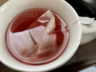 カフェ,リラックス,ティータイム,おうちカフェ,ドリンク,ピンク色,おうち,ライフスタイル,桜茶,お茶の時間,おうち時間