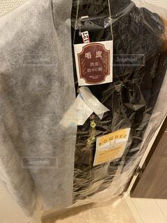 お気に入りのジャケットの写真・画像素材[4337453]
