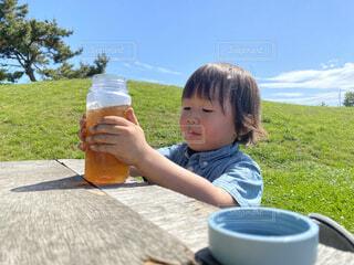 麦茶の季節になりましたの写真・画像素材[4553728]