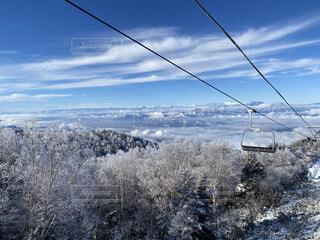 空,冬,雪,屋外,雪山,山,丘,旅行,スキー,運動,斜面,ウィンタースポーツ,日中