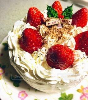 クリスマスケーキ2018の写真・画像素材[3981010]