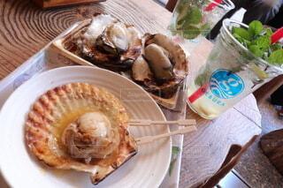 食べ物,ケーキ,食事,朝食,フード,デザート,テーブル,皿,牡蠣,おいしい,モヒート,ホタテ,菓子,レシピ,ファストフード,スナック,飲食,焼き牡蠣,ペストリー