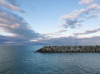 海っていいよねの写真・画像素材[4928847]