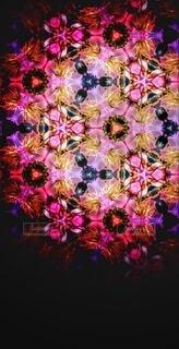 花,春,桜,ピンク,カラフル,アート,花見,花びら,サクラ,満開,デザイン,たくさん,装飾,宴会,草木,桜の花,桜の木,早春,万華鏡,春爛漫,さくら,パターン,行楽,開花,対称,寒椿桜,早咲の桜