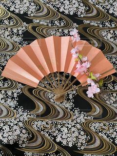 和風桜の写真・画像素材[4328711]