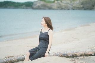 海です夏を感じての写真・画像素材[4649194]