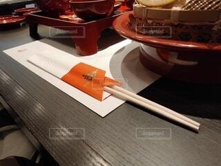 お食い初め膳の写真・画像素材[3973114]