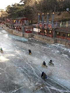 アイススケートの写真・画像素材[3962392]