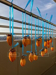 カラフルな風船のグループの写真・画像素材[4536530]