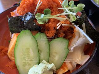 海鮮丼の写真・画像素材[3978882]