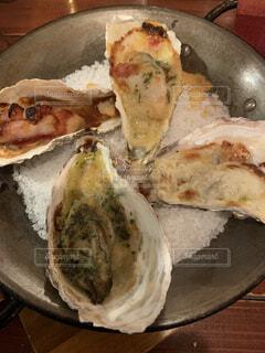 牡蠣の写真・画像素材[3978957]
