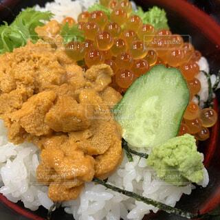 海鮮丼の写真・画像素材[3978967]