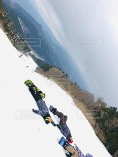 自然,冬,雪,屋外,山,丘,人,旅行,スキー,運動,スノボー,青春,スノーボード,斜面,ウィンタースポーツ