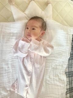 赤ちゃんの写真・画像素材[4016245]