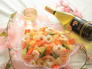 和食に合うワインの写真・画像素材[4310283]