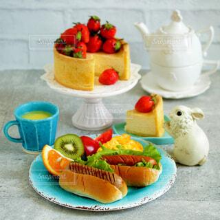 食べ物,ケーキ,デザート,果物,おいしい,ソーセージ,ホットドッグ,チーズケーキ,菓子,ケーキスタンド,ジョンソンヴィル