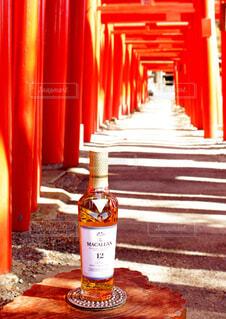 神社,鳥居,旅,ボトル,ウイスキー,シングルモルト,プレミアムウイスキー,ザ・マッカラン トリプルカスク12年
