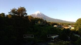 富士山の写真・画像素材[4456024]