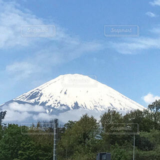 富士山はやっぱり日本一の山の写真・画像素材[4099377]