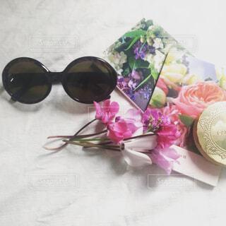 春のファッションアイテムの写真・画像素材[4241864]