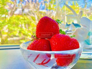 食べ物,スイーツ,赤,いちご,デザート,フルーツ,果物,甘い,ベリー,美味しい,レッド,ストロベリー,紙,イチゴ,多く