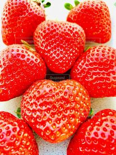 食べ物,スイーツ,赤,いちご,フルーツ,果物,甘い,ベリー,美味しい,レッド,ストロベリー,紙,イチゴ,多く