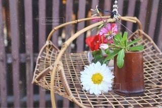 花束をの写真・画像素材[4166905]