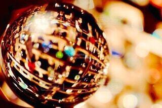 風景,夜,電球,景色,イルミネーション,風鈴,ライトアップ,玉ボケ,クローズアップ,灯,飾り,球,クリスマス ツリー