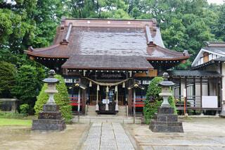 神社の写真・画像素材[4453712]