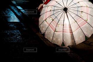 傘の写真・画像素材[4608504]