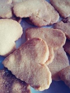 ハートのクッキーの写真・画像素材[4311659]
