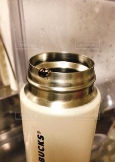 キッチン,屋内,テントウムシ,台所,てんとう虫,タンブラー,蓋,水筒
