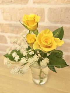 薔薇の花束の写真・画像素材[4295337]