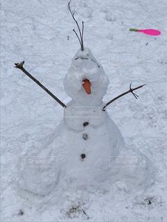 冬,雪,雪だるま,ゆき,オラフ,アナ雪
