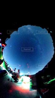 夜空の写真・画像素材[552359]